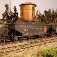 Atlas Coal Drag RDG hopper 86188