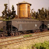 Atlas Coal Drag CNJ hopper 10311