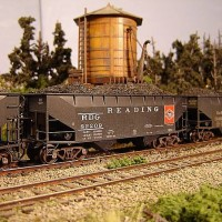 Atlas Coal Drag RDG hopper82209