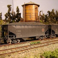 Atlas Coal Drag LNE hopper 14901