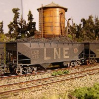 Atlas Coal Drag LNE hopper 14881