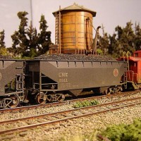 Atlas Coal Drag LNE hopper 15143