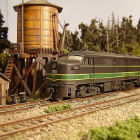Athearn Coal Drag Reading FA1