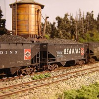 Athearn Coal Drag RDG hopper 86270
