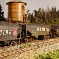 Athearn Coal Drag RDG hopper 86184