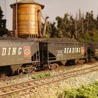 Athearn Coal Drag RDG hopper 86172