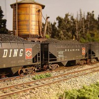 Athearn Coal Drag RDG hopper 82163