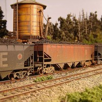 Athearn Coal Drag NH hopper 8102