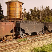 Athearn Coal Drag LNE hopper 13283