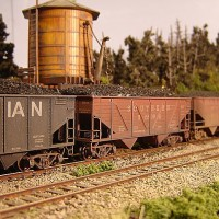 Athearn Coal Drag SOU hopper 322096