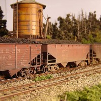 Athearn Coal Drag NYC hopper 868207