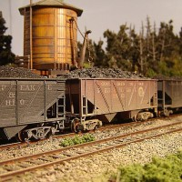 Athearn Coal Drag PRR hopper 221179