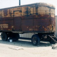 Dolores Yard 1992 SP Overnight Trailer