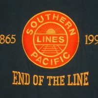 Southern Pacific jacket