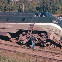 Northern Pacific FP7 Wreck