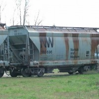 NW Cement Covered Hopper
