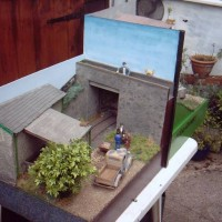 Green End Quarry (G scale)
