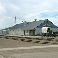 Big Sandy, MT depot