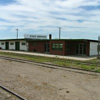 Ft Benton, MT depot