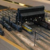 Cheyenne UP Coaling station contest entry