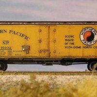 Northern Pacific Reefer #91032