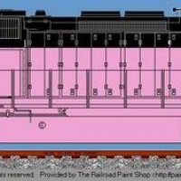 SD40-2_Pink_And_Black