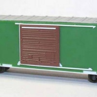 NP 36000 series boxcar unpainted