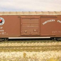 NP 36000 series boxcar