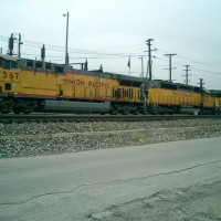 Railfanning East yard 14Oct06