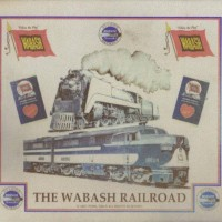 Wabash Mouse Pad