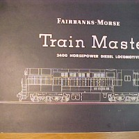 Fairbanks Morse Trainmaster Sales Brochure