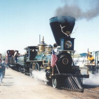 The WILLIAM MASON - an 1856 4-4-0