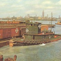 "Erie Tugboat ""Akron"""