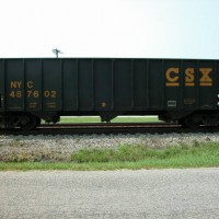 CSX with NYC Reporting Marks