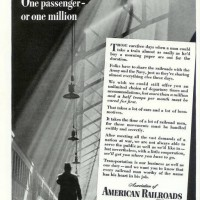 WWII American RR's 1943 Ad