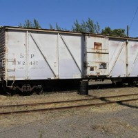 SP B-50-15/16 Box Car #MW2417
