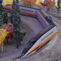 fantasy MILW bullet train