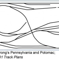 John Armstrong's PA & Potomac from 101 Track Plans
