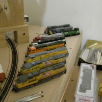 Some of My locos