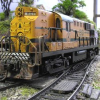Atlas MEC RS11 - HO scale