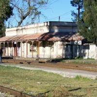 Station at Teotihuacan