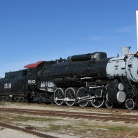 Frisco 1519 at Enid, Oklahoma