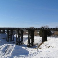Whiskey Creek Trestle