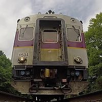 Underneath the Fitchburg Line Commuter Rail Train [video]