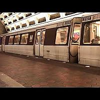 [VIDEO] WMATA 3000 Series Railcars on the Blue Line