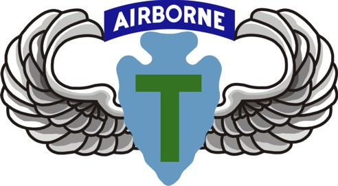 36th Inf Abn Wings -SM