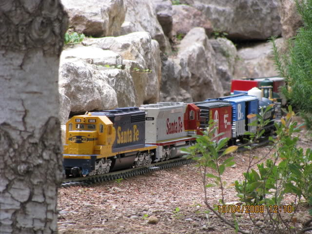 Albuquerque Garden Railroad3