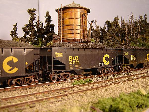 Atlas Coal Drag Chessie hopper 235152