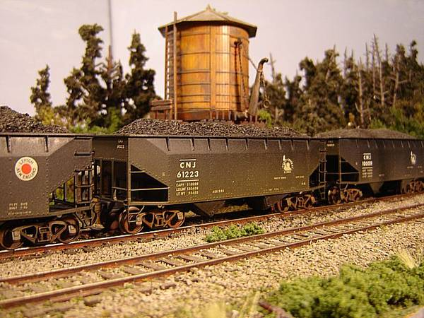 Atlas Coal Drag CNJ hopper 61223