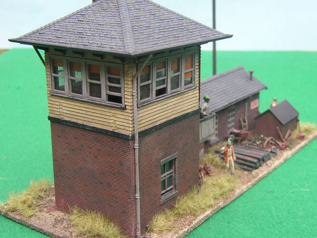 Atlas signal cabin conversion